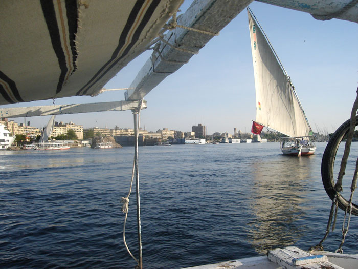 Aswan: The City