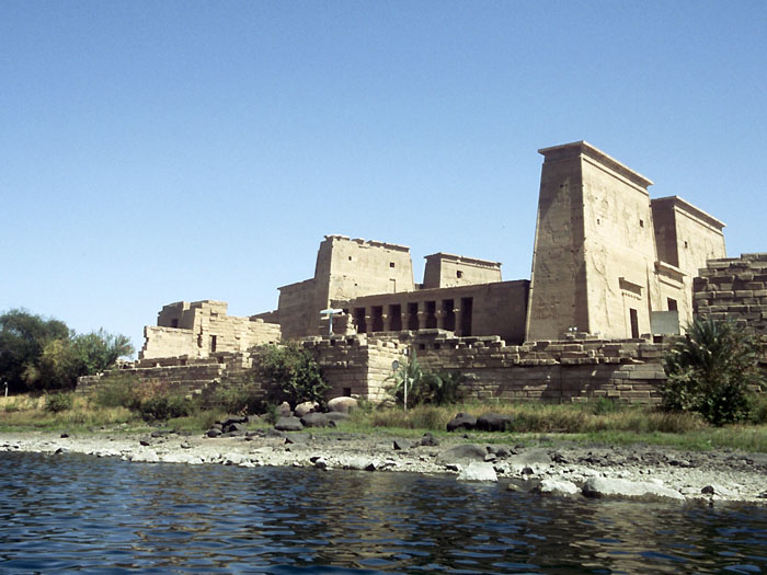 High Dam, Philae Temple & Obelisk
