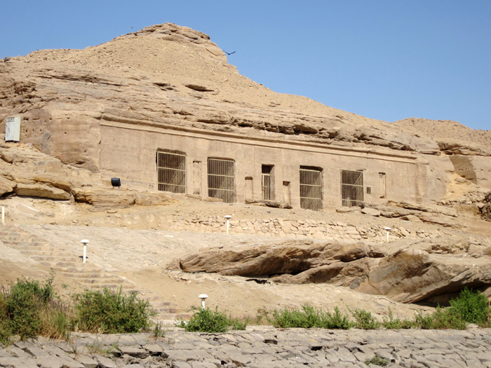 Sandal Aswan to Edfu 4 Days