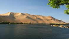 Aswan West bank