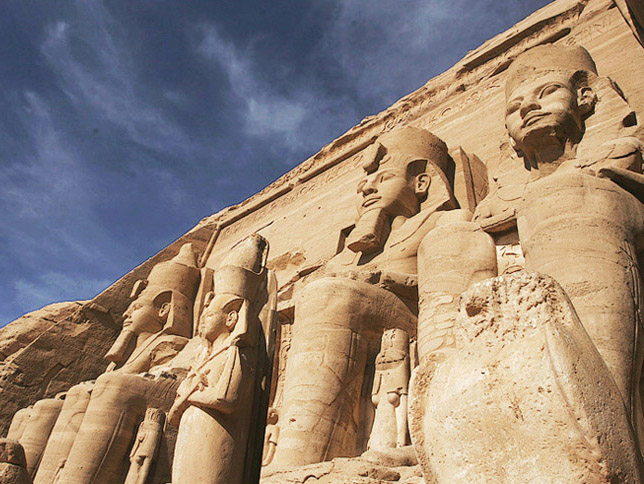 Aswan to Abu Simbel - 5 days